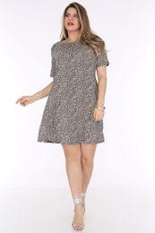 pianoluce Schier donna di grandi dimensioni Pocket tunica vestito dal modello del 3268 da