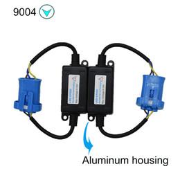 2019 luz de tejadilho de emergência âmbar 12v ECAHAYAKU LED Decodificador de Farol H1 H3 H4 H7 H11 H13 9005 CAN-BUS EMC Aviso Canceller Capacitor Anti-tremor Resistor chicote