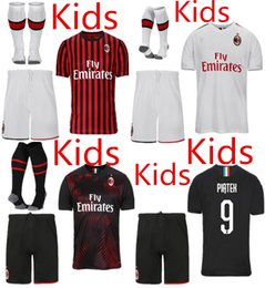 brand new fabe2 caa35 Discount Ac Milan Home Shirt | Ac Milan Home Shirt 2019 on ...