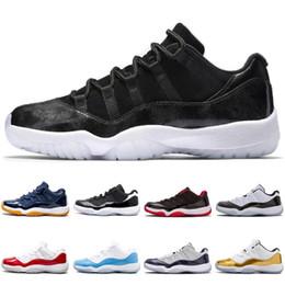 2020 недорогая мужская обувь из змеиной кожи Nike Air Jordan 11 Дешевые новые мужские Jumpman 11 XI с низким вырезом баскетбольные кроссовки 11s Gold Церемония закрытия Snakeskin рейсы j11 кроссовки сапоги для продажи скидка недорогая мужская обувь из змеиной кожи