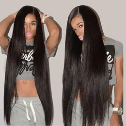 2019 reine amour vierge cheveux 8 '' - 40 '' Body Wave Cheveux Raides Bundles de Cheveux Brésiliens Bundles de Cheveux Humains Péruviens Vierge Malais Indien Vison 9A Grade Msjoli