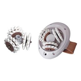 Perte de poids Brûlure des graisses 3D Masseur complet du corps électrique Roller Cellulite Masser Dispositif plus intelligent Soulager la tension Blanc ? partir de fabricateur