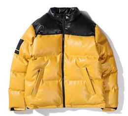 Мужские куртки дизайнер онлайн-Hot Sale 2019 Brand Designer Men Casual пуховик Дауна акула Пальто мужские Man Зимнее пальто устаревать Hoodie куртки РАЗМЕР S-2XL