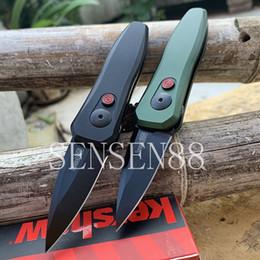 2019 regalos patriotas Kershaw modelo 7500 Cuchillo táctico de la aviación cuchilla CPM154 mango de aluminio EDC herramienta de excursión la caza de Multifuntion