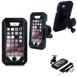 Motosiklet Bisiklet Telefon Tutucu Çanta Samsung S9 S8 S7 S6 S5 Su Geçirmez Kılıf Mobil Destek Bisiklet Gidon Tutucu Standı nereden
