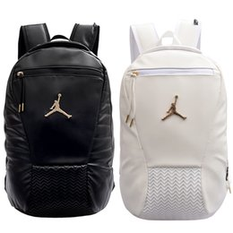 2019 borse di calcio all'ingrosso JO-1008 Unisex Backpacks Students Laptop School Bag Luxury Backpack Casual Camping Travel Outdoor Basketball Bags Knapsack