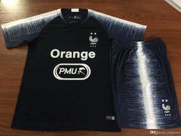 2019 camisa ozil alemanha 2019-20 França Pré Gara Vapor Match Training curto Futebol MAILLOT EQUIPE HENRY Mbappe GIROUD kante maillot de pé GRIEZMANN top kit