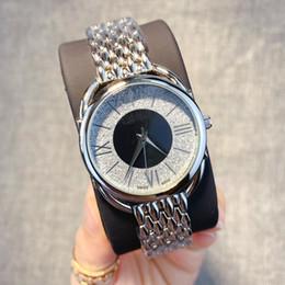2019 tops de modelos de oro Relogio Rose Gold Luxury mujeres cuarzo relojes de lujo Dama reloj de pulsera Elegante reloj de pulsera Nuevos modelos de calidad superior 2019 vestido popular relojes rebajas tops de modelos de oro