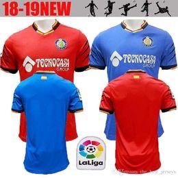 men 2018 19 Getafe CF Soccer Jerseys Ángel Mata Molina Futbol Camisetas 18  19 Football Camisa Shirt Maillot camisetas futbol on sale 49936a9762ebe