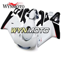 Plásticos para motos on-line-Branco Preto Carroceria para Aprilia RS125 2000 2001 2002 2003 2004 2005 ABS Plástico Motocicleta RS125 00 01 02 03 04 05 Capas Motobike Casco