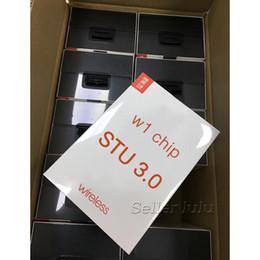 2019 Высочайшее качество беспроводных наушников W1 чип Stu-3 игровая гарнитура с запечатанной розничной коробкой над наушниками-ушами Shadow Grey от Поставщики apple latest