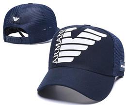 Cappello degli uomini di x online-2020 cappelli di lusso berretto da baseball regolabile cappello Marchi Lady moda Emporios di Exchange 7.0 A / X EA camionista estate casquette Uomini 7 protezione della sfera 06