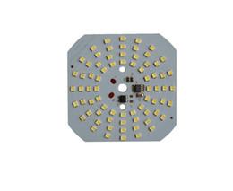 2019 3mm geführtes super helles weiß 10X quadratisches AC220V 12W 2835SMD integriertes IC-Lichtmaschine LED-Lichtbrett freies Verschiffen