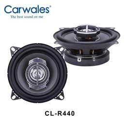 frequency car audio Promo Codes - Universal New 4 Inch 2 Way 120W Car Speaker Automobile Car HiFi Audio Full Range Frequency Speaker High Pitch Loudspeaker
