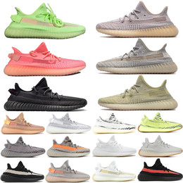 zebra shoes for women Promo Codes - Antlia Lundmark Synth Gid Glow Clay Running Shoes For Men Women True Form Hyperspace Static Zebra Beluga 2.0 Sesame Sports Sneakers