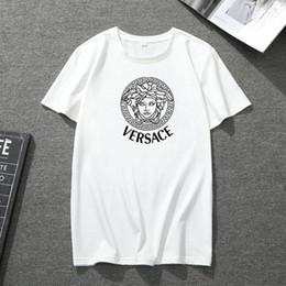 2019 polo ricamato 2019 Luxury designer fashion classic honeybee maglietta ricamata in cotone t-shirt da uomo firmata polo nera di design nero polo ricamato economici