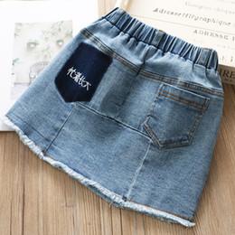 ce295493154 Promotion Fille Nouvelle Broderie Jeans