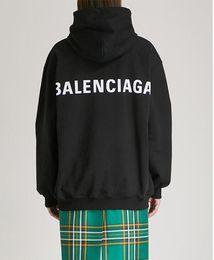 2019 conner kenway hoodie Euramerican Novo padrão dos homens do desenhista branco do hoodie de moda Paris Inglês Nome Completo Voltar Printed Pullover Streetwear Homens e mulheres casuais l