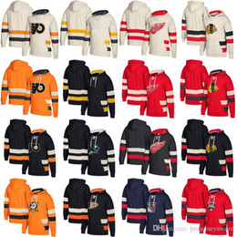 2021 roter flügel hoodie Hockey Pullover Jersey New York Rangers Minnesota Wild Chicago Blackhawks Detroit Red Wings Anaheim Ducks Individuelle Trikots