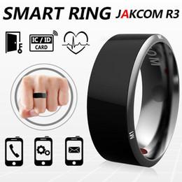 cerradura de pistola inteligente Rebajas JAKCOM R3 Smart Ring Venta caliente en tarjeta de control de acceso como correas de reloj xaomi sensor ppg