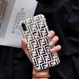 tasca posteriore a5 Sconti Per iphone x xs xr xs max 7 7 plus 8 8plus designer cassa del telefono di marca di alta qualità tpu cassa della copertura del telefono per iphone 6 6 plus 09