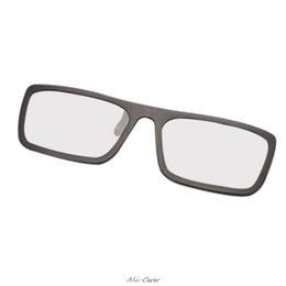 types saws Promo Codes - Clip On Type Passive Circular Polarized Clip 3D Glasses Make Eyes See 3D Effect