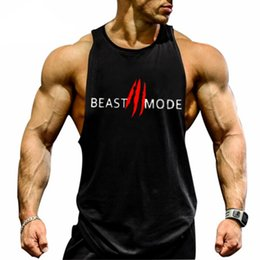 586a23635121 Bunbell Angelov Gyms Clothing Bodybuilding Tank Top Men Summer Sexy Muscle  Workout Print Vest Sportswear fitness Mens 2017 New  121569