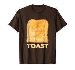 Traje de torrada on-line-homens marca camisa Avocado Toast Costume T camisa de harmonização trajes de Halloween