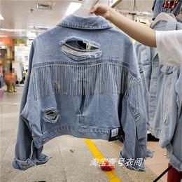 factory price a104b d8358 Rabatt Kurzarm-jeansjacke Damen | 2019 Kurzarm-jeansjacke ...