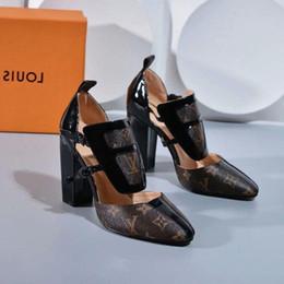 Frau alte kleider online-2823 Old Blumen-Damen-Frauen-Absatz-Pantoffel die Mules Slides Pumps Sneakers-Kleid-Schuhe