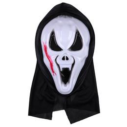 Argentina 2019 Las máscaras del horror del partido que gritan máscaras de Halloween Mueca suministros Máscaras del festival al por mayor para los niños adultos apoyos Suministro