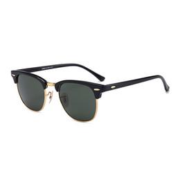 2019 gafas sin aro para mujer Diseñador de la marca Inspired Classic Half Frame Horned Semi-Rimless para mujer de moda para mujer Gafas retro Con caja y logotipo rebajas gafas sin aro para mujer