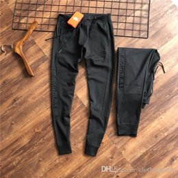 3c90cb5c6ccf2e 19ss The North Men bamboo joint elastic waist track Pants Trousers Men  Women fashion sport Jogger Sweatpants Outdoor Pants gore tex pants deals
