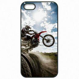 Dirt Bikes Motocicleta Race Cross Logo Funda para iPhone 5c 5s 6s 6plus 6splus 7 7plus Samsung Galaxy S5 S6 S6ep S7 S7ep desde fabricantes