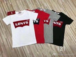 chicos guapos camisetas Rebajas Camiseta de los niños nuevas letras de gama alta para niños, niño grande, guapo, cuello redondo, camisa, camiseta de manga corta, marea 121 #