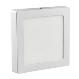 LED 24W Piazza brillante incasso Infissi Surface Mounted luce di soffitto da