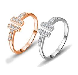 золотые кольца мальчика Скидка Есть марки популярный модный бренд t дизайнер кольцо для леди дизайн женщин Партия любителей свадьбы подарок роскошные ювелирные изделия С для невесты ювелирные изделия.