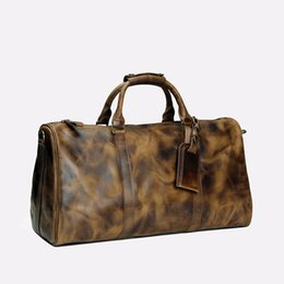 56d5286d7 55 CM de gran capacidad mujeres bolsas de viaje famoso diseñador clásico  venta caliente de alta calidad hombres hombro bolsas de lona llevar en el  equipaje ...