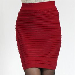 a17b53498 YGYEEG Summer Pleated Pencil Skirts New Summer Style Sexy Skirt For Girl  Lady Fashion Female Mini Skirt Women Clothing Bottoms discount sexy mini  skirt ...