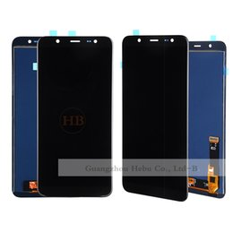 2019 display lcd lc nexus schermo Display LCD A6 J800 LCD HH Per Samsung Galaxy A600 Display Touch Screen Digitizer Assembly per SAMSUNG 2018 A600 LCD