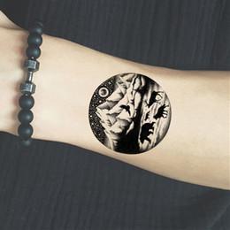 Distribuidores De Descuento Cuello Tatuaje Temporal Tatuaje
