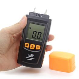 Messung Und Analyse Instrumente Gm605 Abnehmbare Holz Feuchtigkeit Meter Feuchtigkeit Tester Holz Damp Detector Tragbare Holz Feuchtigkeit Meter Digital Lcd Display