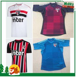 5bee9f796e 2019 camisas brasil 2018 2019 Brasil São Paulo camisas de futebol thai  quality home away camisas