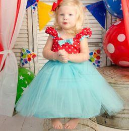 Trajes de fiesta de halloween para niños online-Vestido de verano de niña pequeña Fiesta de cumpleaños Vestidos para niñas Vestidos de Halloween Disfraces para niños Ropa para niños KKA6842