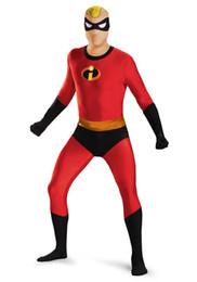 Erwachsene strumpfhosen online-Superman Mobilisierung 2cos Anime Kostüm Erwachsene Halloween-Show Cosplay Männer und Frauen enge Kleidung verbunden