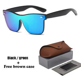 Brillengläser online-Cat Eye Sonnenbrille Frauen Männer Markendesigner Sonnenbrille Eyewear Frauen Sommer mit Kleinpaket