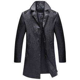 Heiße männer trenchcoat online-JAYCOSIN neue Mens Herbst Mäntel Art und Weise beiläufige klassische Trench Fit Turn-down-Kragen-Jacken-Mantel-freies Verschiffen für männliche 907 # Hot