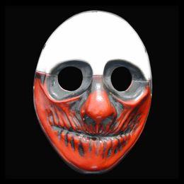 máscara de luxo de penas Desconto New Halloween Máscara de Horror Flag Dance Party palhaço engraçado adereços jogo Harvest Day Máscara Fun Criar Nova Único