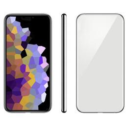2019 зарядное устройство для двух sim-карт 2019 Новый запечатанный ящик Goophone XS Max Phone IXS Max телефон 6,5-дюймовый MTK6580 2 ГБ оперативной памяти разблокирована лицо ID