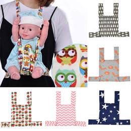 muñecas barbie clásicas Rebajas Nuevos niños muñeca de bebé Portador de juguete Muñeca Portador Mochila Correa Moda Juguetes